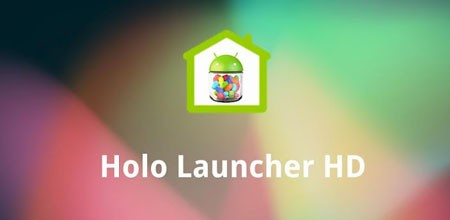 Holo Launcher HD Plus 2.2.0 دانلود لانچر قدرتمند و سریع