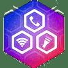 Honeycomb Launcher 1.0.9 دانلود لانچر لانه زنبوری