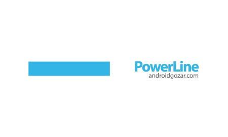 PowerLine Pro 3.1 خط شاخص هوشمند در نوار وضعیت اندروید