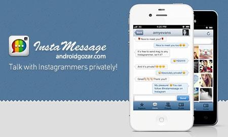 InstaMessage Premium 2.2.6 دانلود نرم افزار چت در اینستاگرام