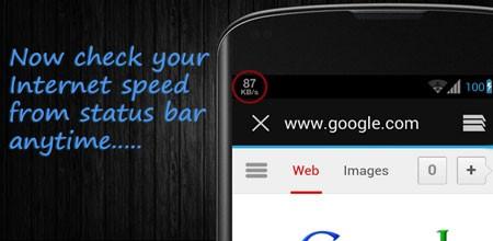 Internet Speed Meter 1.4.9 Patched اندازه گیری سرعت اینترنت