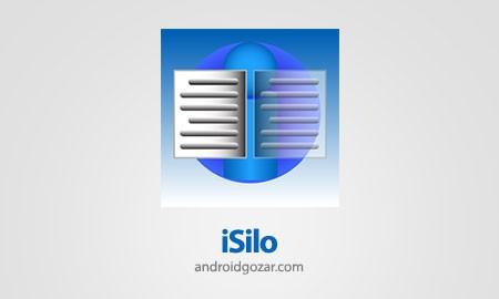 iSilo 6.2.1.3 Unlocked نرم افزار دانلود، خواندن و ویرایش کتاب و اسناد