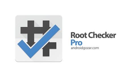 Root Checker Pro 1.6.2 Patched دانلود نرم افزار تشخیص روت بودن گوشی