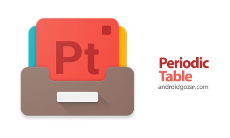 Periodic Table Pro 5.5.0 دانلود نرم افزار جدول تناوبی عناصر شیمیایی