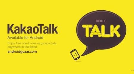 KakaoTalk: Free Calls & Text 6.1.2 دانلود نرم افزار تماس و پیامک رایگان