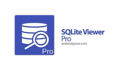 SQLite Viewer Pro 0.13.3 Patched دانلود نرم افزار نمایش دیتابیس SQLite در اندروید