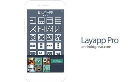 Layapp Pro – Collage Maker 1.0 دانلود نرم افزار ساخت کلاژهای حرفه ای