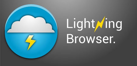 Lightning Web Browser + 4.3.3 دانلود مرورگر رعد و برق