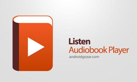 Listen Audiobook Player 4.4.0 Paid دانلود پخش کننده کتاب صوتی