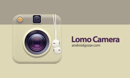 Lomo Camera 3.9.5 Premium دانلود نرم افزار دوربین لومو
