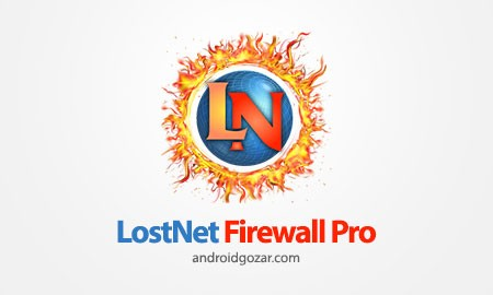 LostNet NoRoot Firewall Pro 1.7.2 دانلود فایروال بدون نیاز به روت