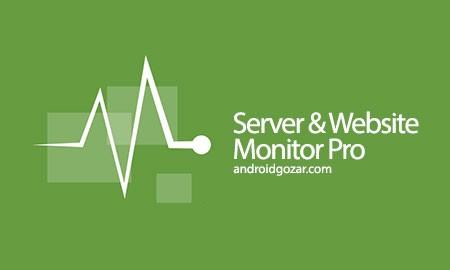 Server & Website Monitor Pro 4.1 دانلود نرم افزار کنترل سرور و وب سایت