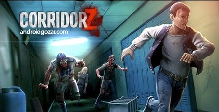 Corridor Z 1.3.1 دانلود بازی دالان زد+مود+دیتا