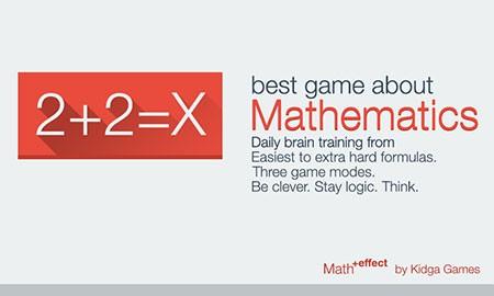 Math Effect FULL 1.12 دانلود بازی تاثیر ریاضی