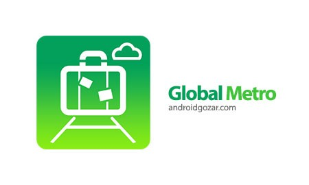 Global Metro 3.1 دانلود نرم افزار نقشه متروهای جهان (از جمله ایران)
