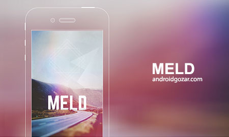 Meld (#madewithmeld) 1.19 دانلود نرم افزار ترکیب لایه های عکس