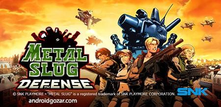 Metal Slug Defense 1.46.0 دانلود بازی تیر اندازی اکشن+مود