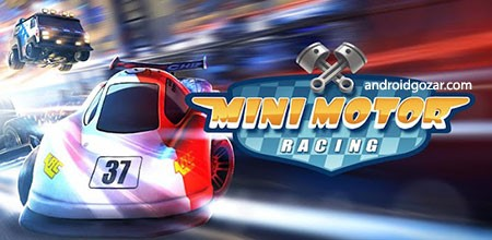 Mini Motor Racing 1.8.2 دانلود بازی چند نفره ماشین های کوچک