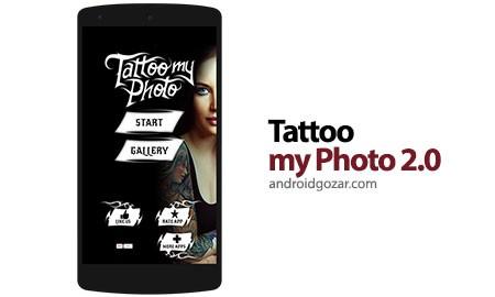 Tattoo my Photo 2.0 Pro 2.67 Patched تاتو کردن عکس در اندروید