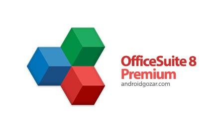 OfficeSuite + PDF Editor Premium 9.0.8800 دانلود آفیس سوئیت اندروید
