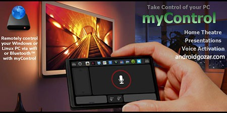 my Control Pro (PC) 1.100 کنترل کامپیوتر با موبایل از راه دور