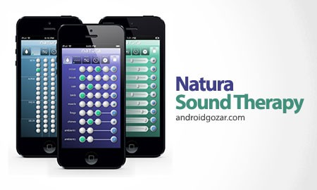 Natura Sound Therapy 4.0.05 نرم افزار صدا درمانی