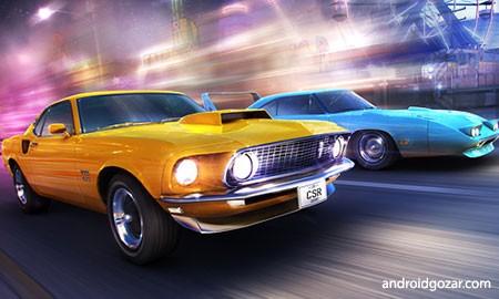 CSR Classics 1.7.0 دانلود بازی مسابقه خودروهای کلاسیک+دیتا+مود