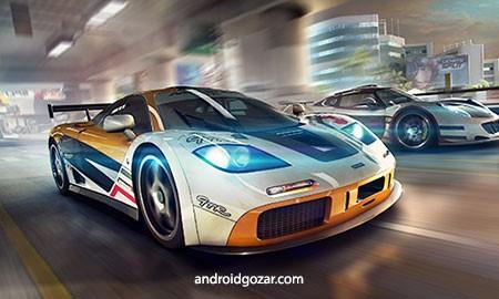 CSR Racing 4.0.1 دانلود بازی اتومبیلرانی مسابقه شتاب اندروید+مود+دیتا