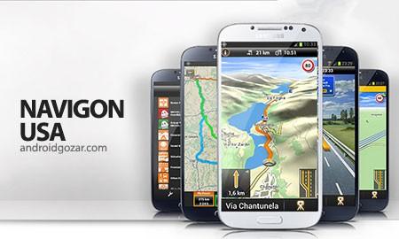 NAVIGON USA 5.7.1 Patched دانلود نرم افزار ناوبری GPS ایالات متحده آمریکا