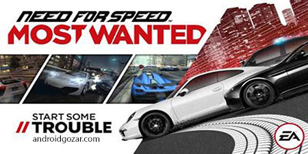 Need for Speed™ Most Wanted 1.3.71 دانلود بازی جنون سرعت: تحت تعقیب + مود + دیتا