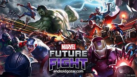 MARVEL Future Fight 2.9.0 دانلود بازی اکشن مبارزه آینده مارول اندروید