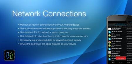 Network Connections Full 1.1.1 دانلود نرم افزار آشکار کردن اتصالات مخفی برنامه ها