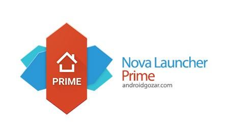 Nova Launcher Prime 5.1.1 Final دانلود لانچر حرفه ای نوا اندروید + پلاگین
