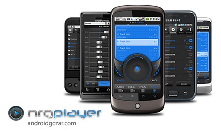 NRG Player music player FULL 2.2.10 موزیک پلیر قوی و زیبا اندروید