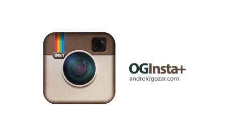 Instagram+ / OGInsta+ 8.5.1 دانلود نرم افزار اینستاگرام پلاس (دانلود از اینستاگرام)
