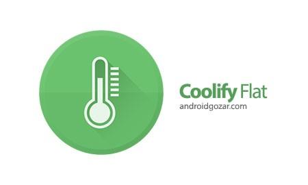 Coolify Flat 2.2.0 دانلود نرم افزار خنک کننده دستگاه اندروید