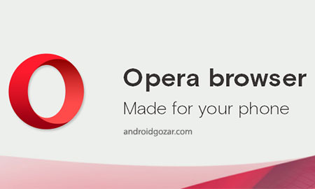 Opera browser 42.6.2246.114522 دانلود مرورگر اپرا اندروید