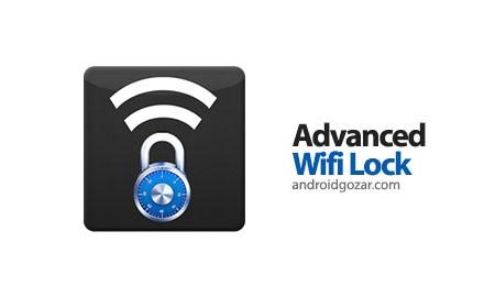 Advanced Wifi Lock 1.3.8 دانلود نرم افزار قفل پیشرفته WiFi