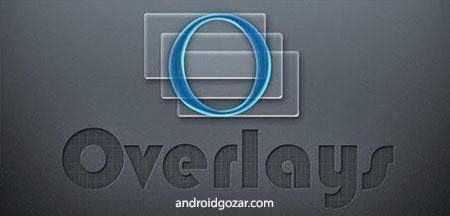 Overlays PRO – Float Everywhere 2.3.4 دانلود نرم افزار شناور در همه جا