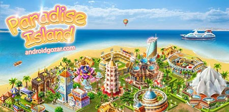 paradise island 0 Paradise Island 3.3.7 دانلود بازی جزیره بهشت + دیتا