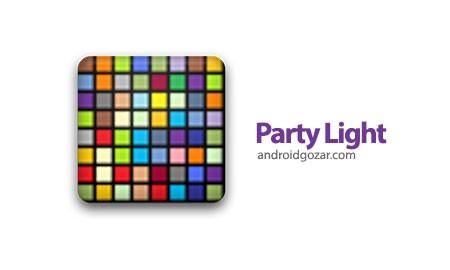 Party Light 3.76 دانلود نرم افزار موبایل رقص نور