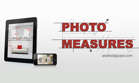 Photo Measures 1.20 Patched دانلود نرم افزار ذخیره ابعاد روی عکس