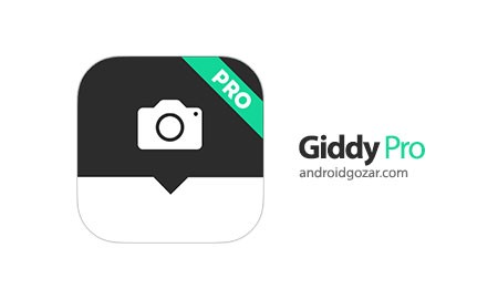 Giddy Pro 1.0.2 دانلود نرم افزار اضافه کردن برچسب به عکس