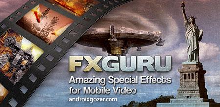 FxGuru: Movie FX Director 2.11.0 FULL دانلود نرم افزار جلوه های ویژه فیلم