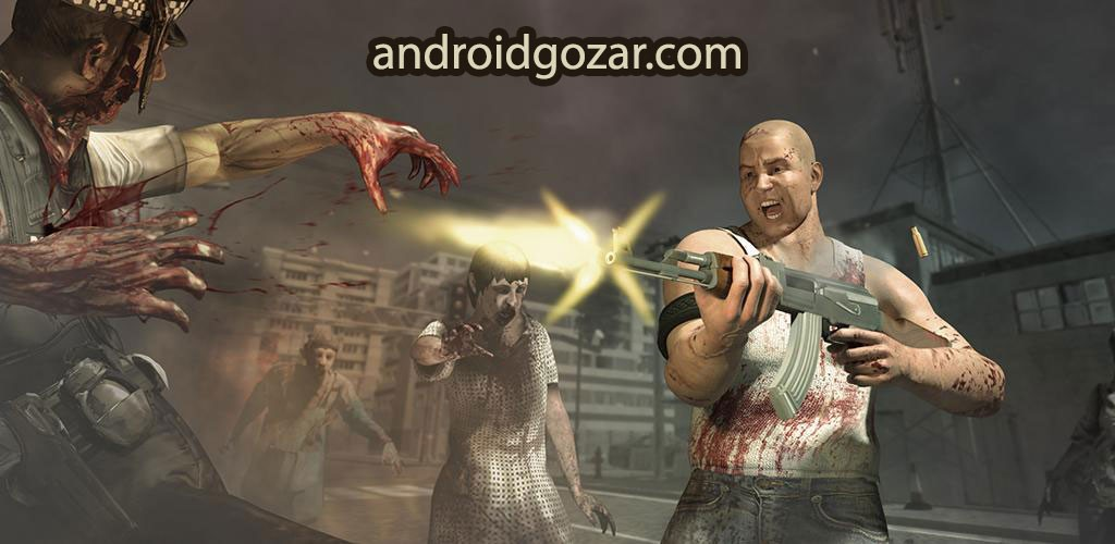Zombie Defense: Adrenaline 3.15 دانلود بازی دفاع زامبی: آدرنالین + مود