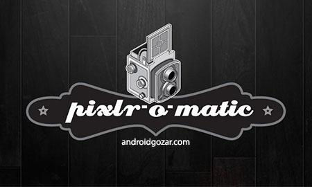 Pixlr-o-matic 2.2.2 دانلود نرم افزار عکاسی و تاریک خانه
