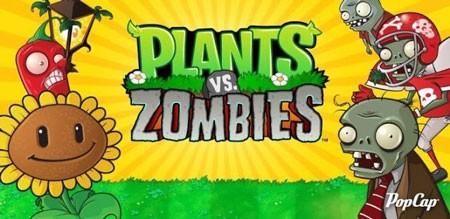 Plants vs. Zombies 6.1.1 دانلود بازی گیاهان و زامبی ها + دیتا