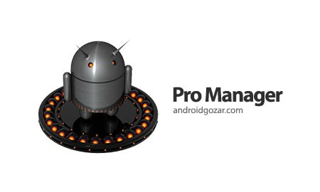 Pro Manager 1.1 دانلود نرم افزار مدیریت فایل و برنامه