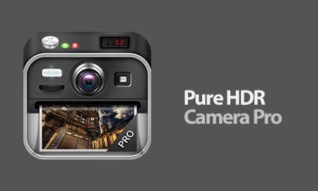 Pure HDR Camera Pro 1.0.5 دانلود نرم افزار دوربین HDR