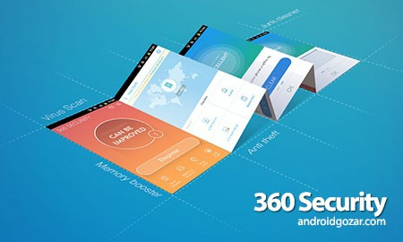 360 Security 4.1.1.6264 Final دانلود آنتی ویروس قدرتمند اندروید